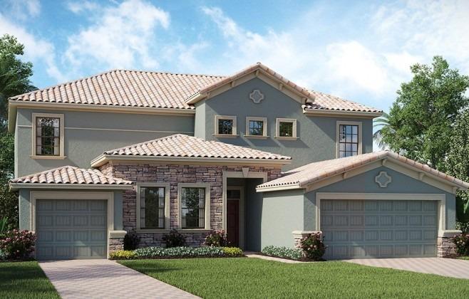 Champiosgate subdivision davenport florida new homes for sale