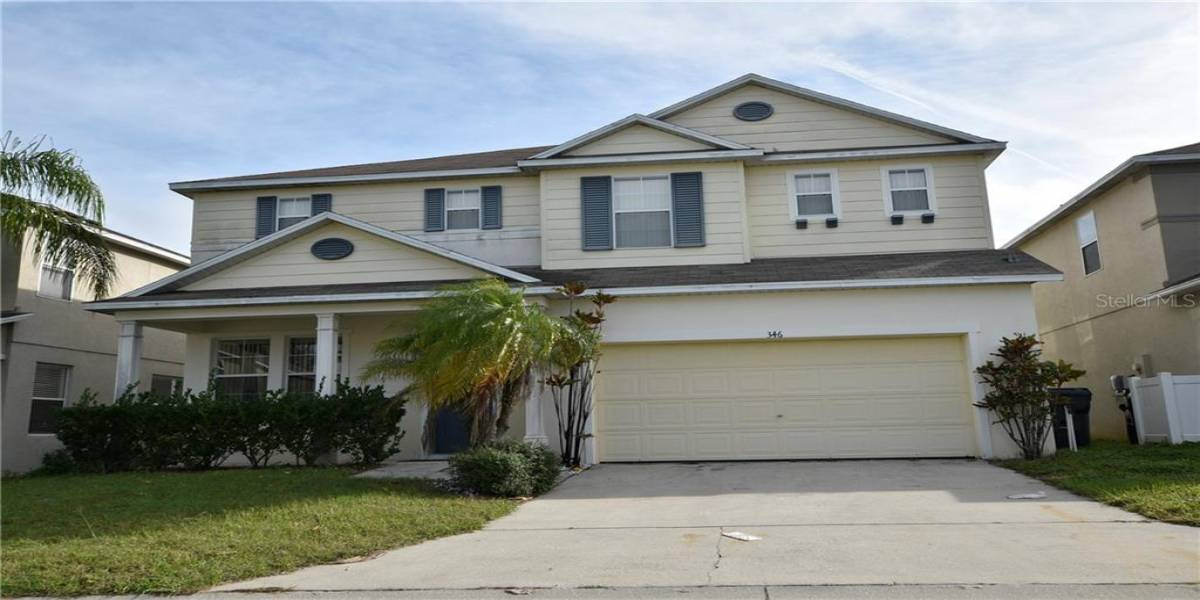 346 KETTERING ROAD, DAVENPORT, Florida 33897, 5 Bedrooms Bedrooms, ,4 BathroomsBathrooms,Residential lease,For Rent,KETTERING,63091