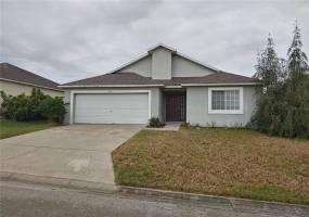 744 HILLCREST DRIVE, DAVENPORT, Florida 33897, 4 Bedrooms Bedrooms, ,2 BathroomsBathrooms,Residential lease,For Rent,HILLCREST,77115