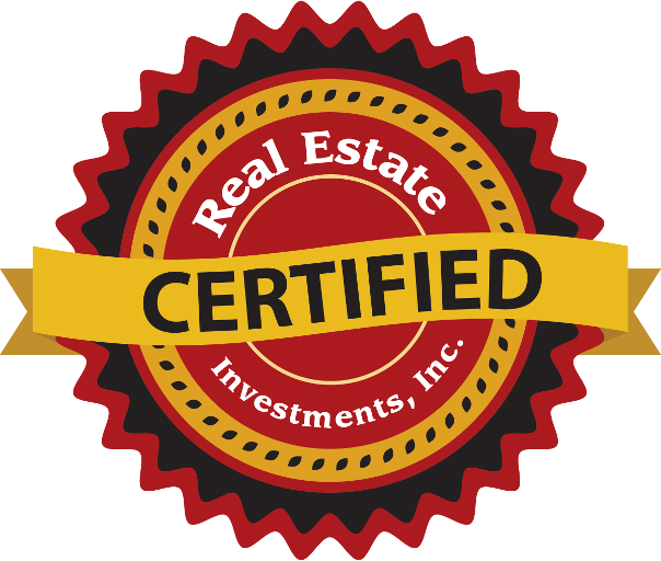Certified Real Estate Investments